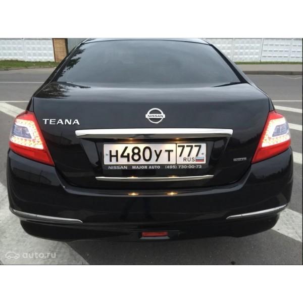 Nissan Teana II,2012